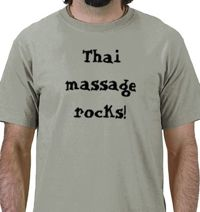 Thai massage rocks