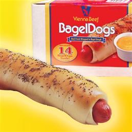 bagel dog