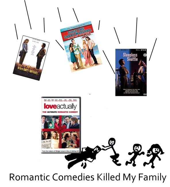 DVDs killing family